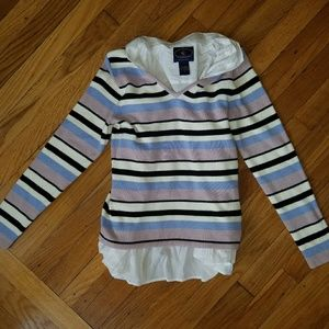 Cute striped sweater euc 5 for $25